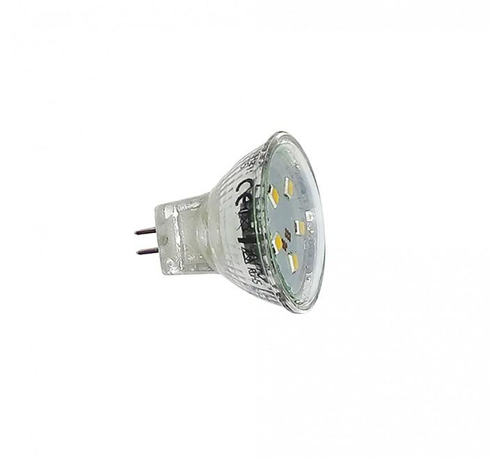 ΛΑΜΠΑ LED MR11 G4 2W 220lm 12V 3000K