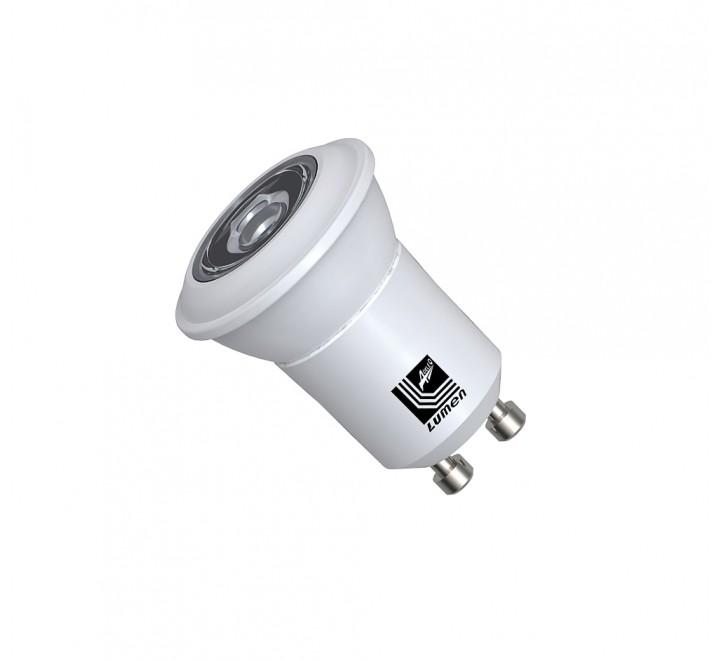 ΛΑΜΠΑ LED GU10 MR11 3W 240lm 230V 3000K