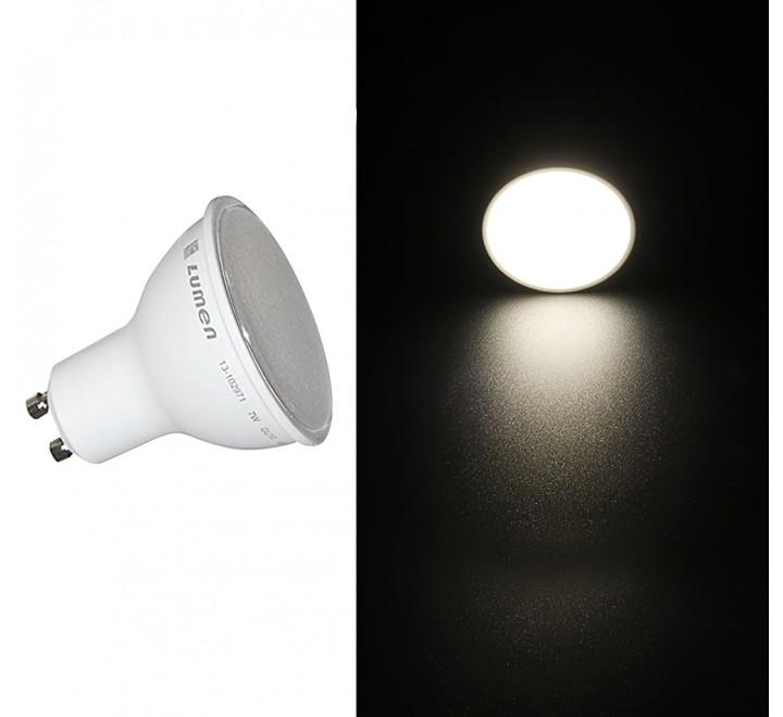 ΛΑΜΠΑ LED GU10 7W 600lm 230V 4000K