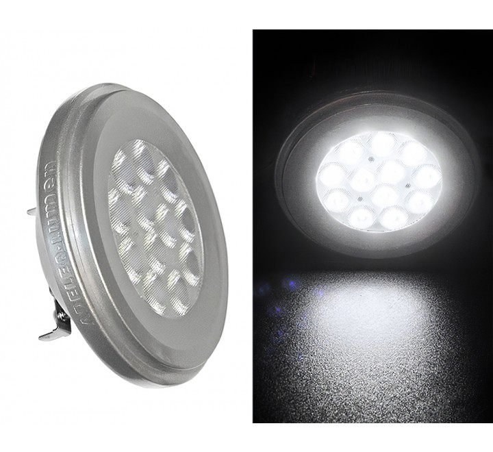 ΛΑΜΠΑ LED AR111 12W 870lm 12V 4000Κ