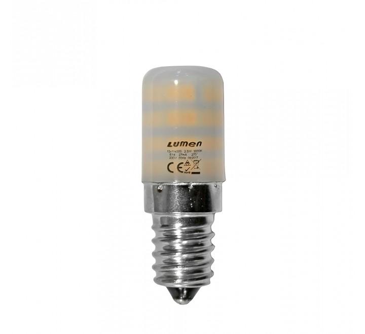 ΛΑΜΠΑΚΙ LED ΝΥΚΤΟΣ/ΨΥΓΕΙΟΥ E14 3W 230lm 230V 3000K