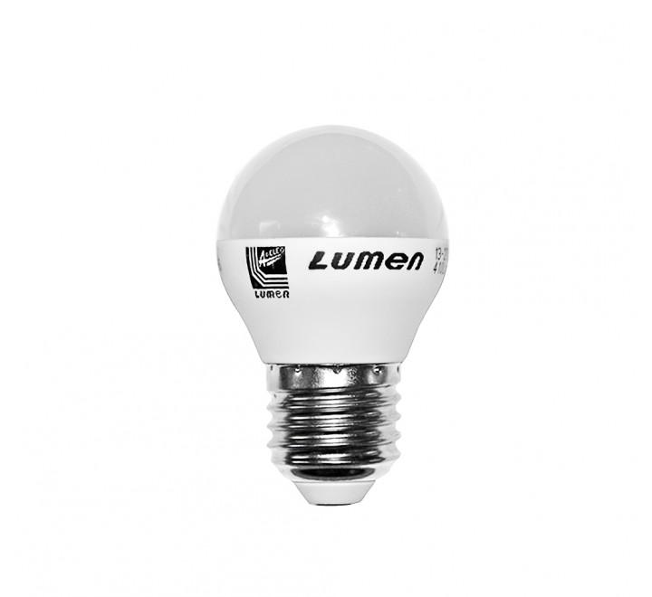 ΛΑΜΠΑ LED ΣΦΑΙΡΙΚΗ E27 5W 470lm 230V 4000K