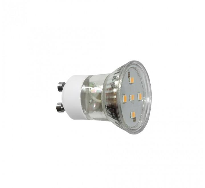 ΛΑΜΠΑ LED GU10 MR11 2W 240lm 230V 6200K