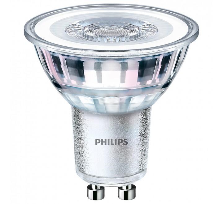 PHILIPS ΛΑΜΠΑ LEDspot 4,6-50W 390lm GU10 840 36D 728390