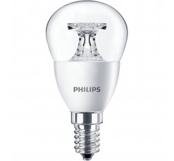 PHILIPS ΛΑΜΠΑ LED ΣΦΑΙΡΙΚΗ 5,5-40W 470lm P45 Ε14 2700K 454831