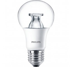 PHILIPS ΛΑΜΠΑ LED 8,5-60W 806lm A60 E27 2700K 481325
