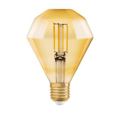 LEDVANCE OSRAM ΛΑΜΠΑ LED VINTAGE 1906 DIAMOND GOLD 4,5W 091955