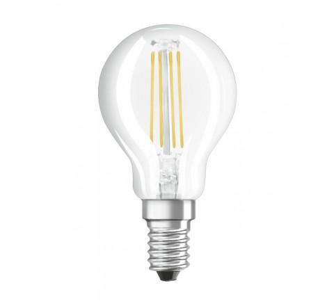 LEDVANCE OSRAM ΛΑΜΠΑ LED ΣΦΑΙΡΙΚΗ 4W 470lm E14 4000K 112520