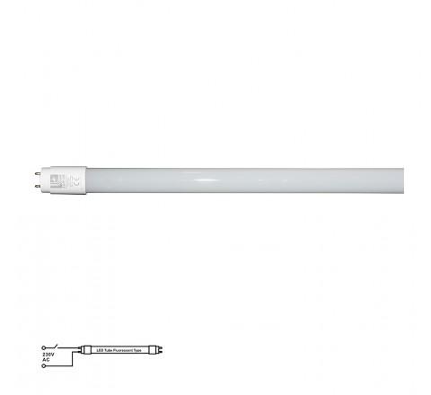 ΛΑΜΠΑ LED Τ8 120cm 18W 1900lm 230V 6200K