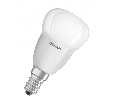 LEDVANCE OSRAM ΛΑΜΠΑ LED ΣΦΑΙΡΙΚΗ 5,7W 470lm E14 2700K 971073