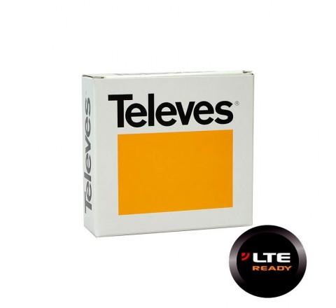 TELEVES LTE AGC ΕΝΙΣΧΥΤΗΣ ΓΡΑΜΜΗΣ VHF/UHF EASY-F 560542