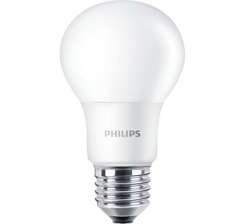 PHILIPS ΛΑΜΠΑ LED 7,5-60W 806lm A60 E27 4000K 577776