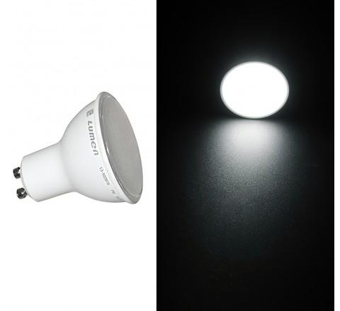 ΛΑΜΠΑ LED GU10 7W 630lm 230V 6200K