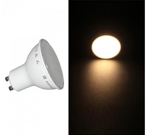 ΛΑΜΠΑ LED GU10 7W 570lm 230V 3000K