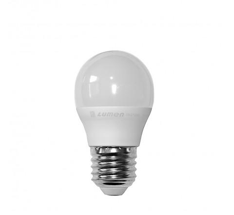ΛΑΜΠΑ LED ΣΦΑΙΡΙΚΗ E27 6W 520lm 230V 3000K