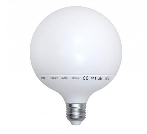 ΛΑΜΠΑ LED ΓΛΟΜΠΟΣ Φ120 E27 20W 1800lm 230V 6200K