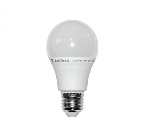 ΛΑΜΠΑ LED A60 Ε27 10W 860lm 230V 6200K