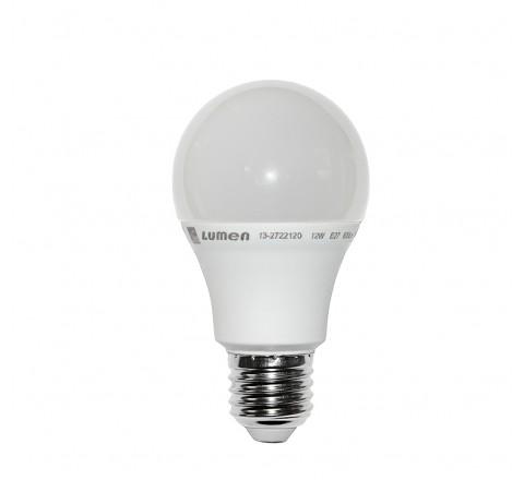 ΛΑΜΠΑ LED A60 Ε27 12W 1240lm 230V 6200K