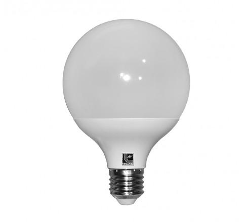 ΛΑΜΠΑ LED ΓΛΟΜΠΟΣ Φ95 E27 15W 1550lm 230V 6200K