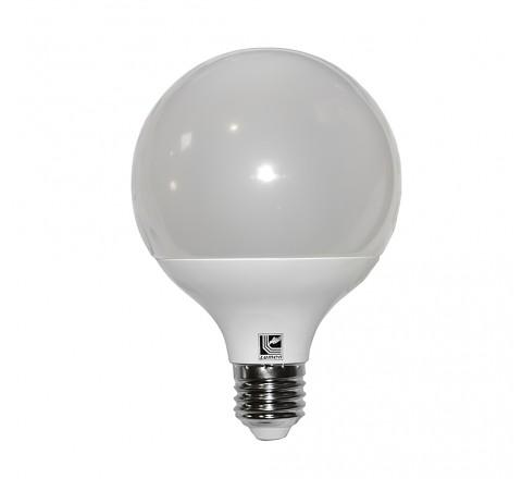 ΛΑΜΠΑ LED ΓΛΟΜΠΟΣ Φ95 E27 15W 1350lm 230V 4000K