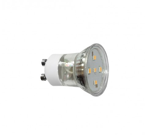 ΛΑΜΠΑ LED GU10 MR11 2W 240lm 230V 6200K