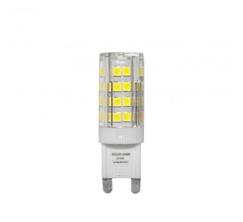 ΛΑΜΠΑ LED G9 4W 440lm 230V 6200K