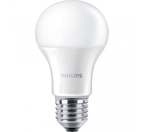 PHILIPS ΛΑΜΠΑ LED 12,5-100W 1521lm A60 E27 4000K 510308